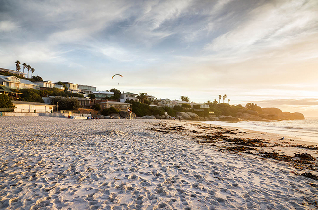 6 Cape Town beaches to enjoy on a windy day
