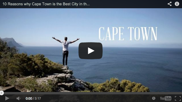 10 REASONS WHY CAPE TOWN IS THE BEST CITY IN THE WORLD