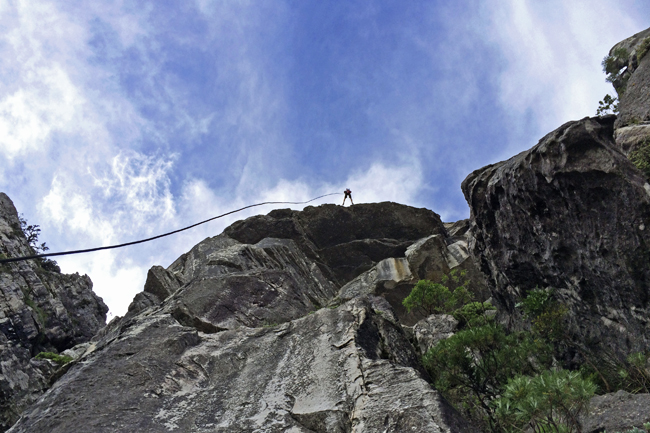 Cape Town Etc | Table Mountain Abseiling
