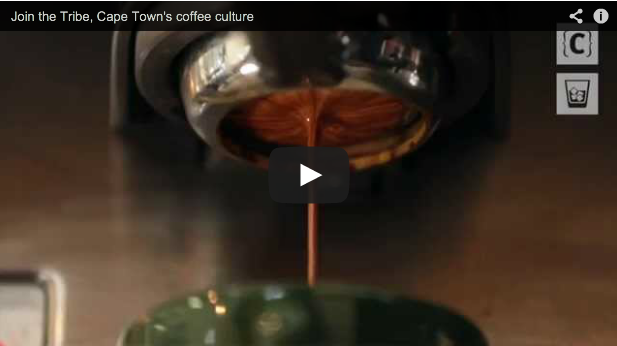 JOIN THE TRIBE, CAPE TOWN'S COFFEE CULTURE