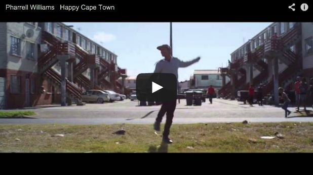 HAPPINESS IS... CAPE TOWN!