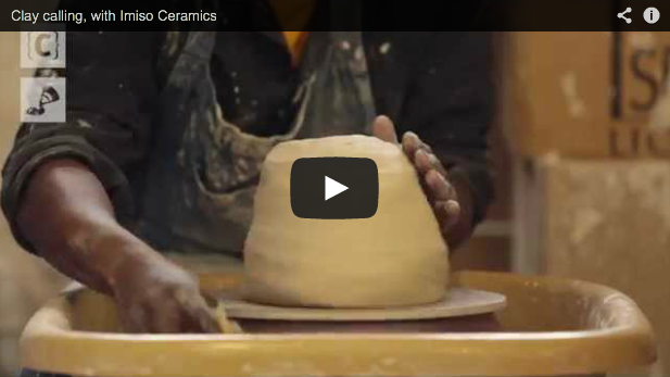 CLAY CALLING WITH IMISO CERAMICS