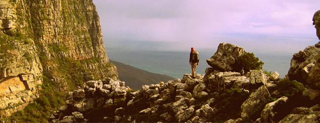 5 SCENIC ROUTES UP TABLE MOUNTAIN