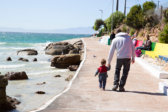 FALSE BAY BEACHES HAVE IT ALL