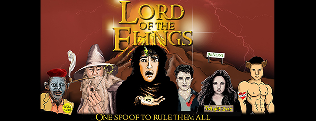 LORD OF THE FLINGS