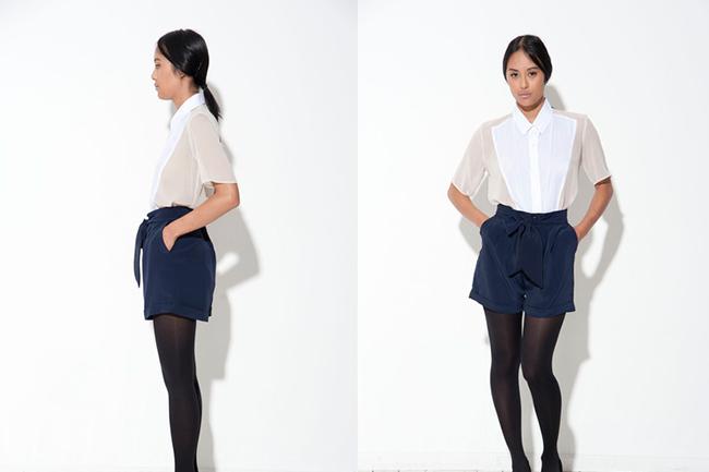 Selfi-shorts