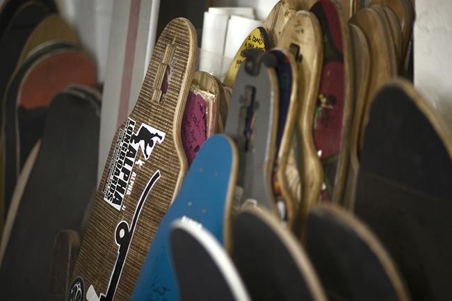 Kent Lingeveldt - Alpha Longboards