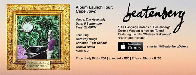 BEATENBERG ALBUM LAUNCH
