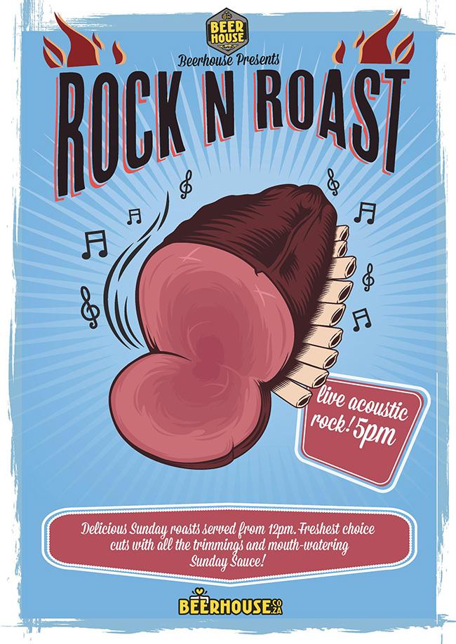 beerhouse - rock n roast