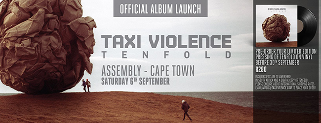 TAXI VIOLENCE TENFOLD OFFICIAL LAUNCH