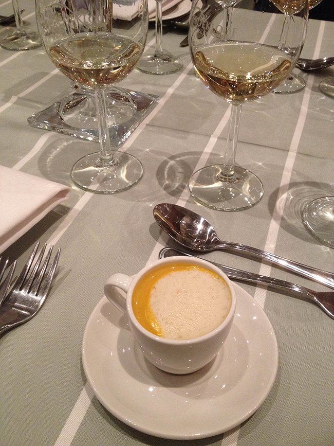 Carrot-and-ginger-cappucino