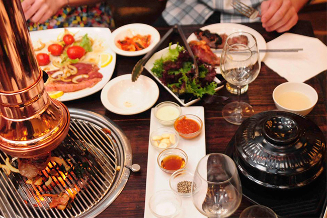 COOK IT YOURSELF AT GALBI