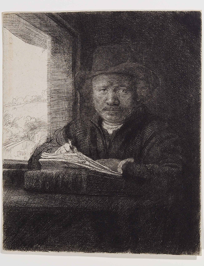 Rembrandt in South Africa