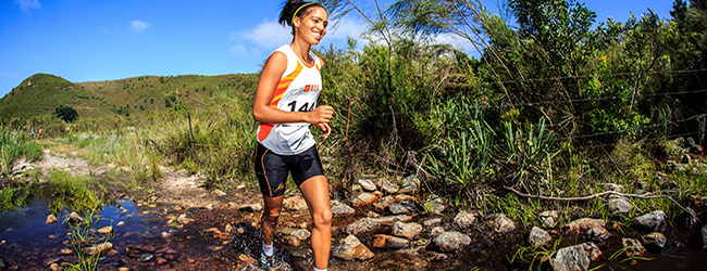 FALKE SPRING TRAIL RUN