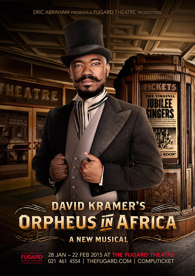 The Fugard Theatre-orpheus-poster