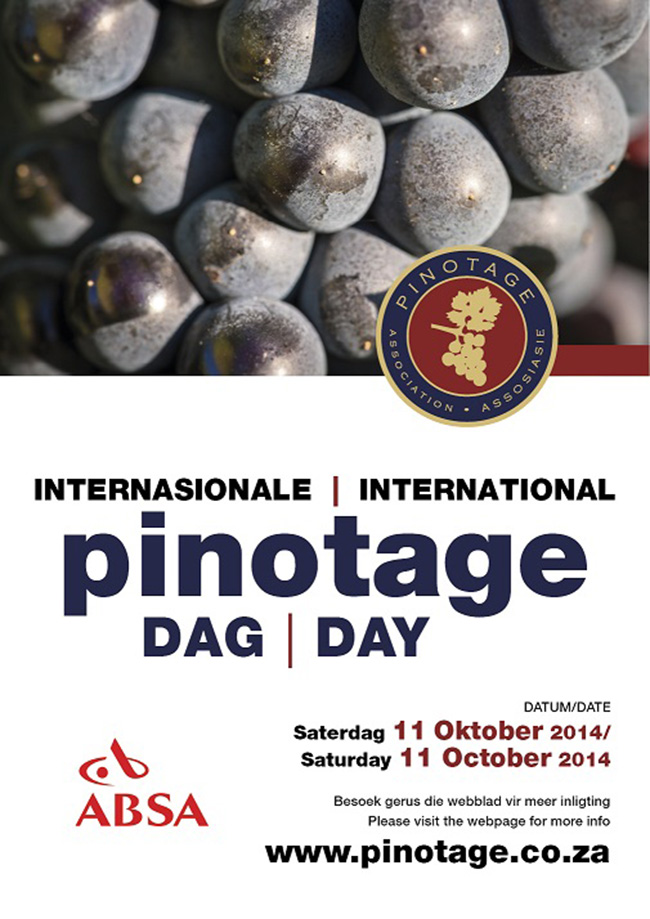 National Pinotage Day