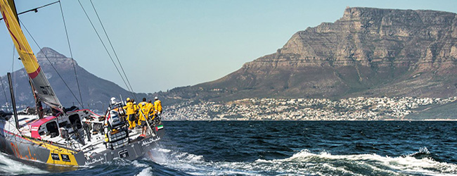 Volvo Ocean Race on capetownetc.com