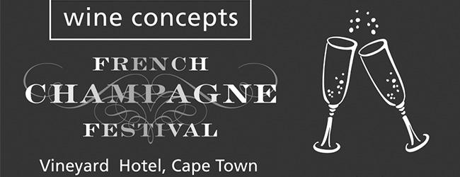 WINE CONCEPTS CHAMPAGNE FESTIVAL