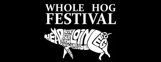 WHOLE HOG FESTIVAL