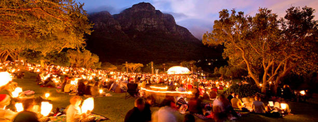 CAROLS AT KIRSTENBOSCH