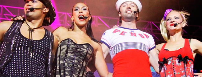 THE VENGABOYS IN SOUTH AFRICA