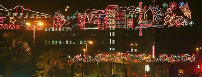 ADDERLEY CHRISTMAS LIGHTS