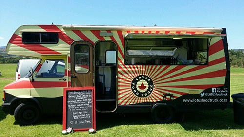 Lotus Food Truck by capetownetc | cape town