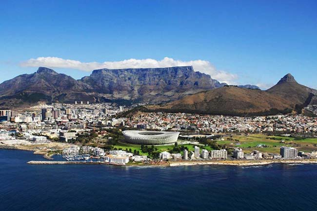 OFFICIAL: CAPE TOWN VOTED BEST CITY