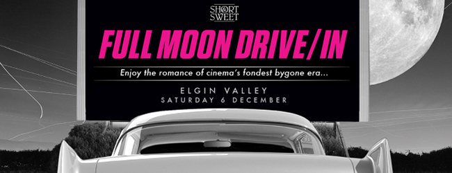 FULL MOON DRIVE-IN CINEMA