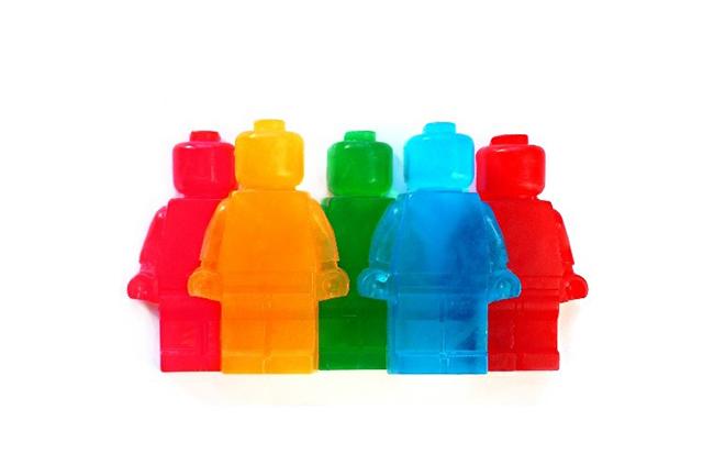 #12DAYSOFXMAS: LEGO SOAP