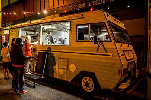 Limoncello Food Truck by capetownetc | cape town