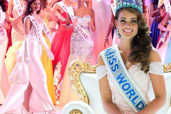OFFICIAL: MISS WORLD IS SOUTH AFRICAN
