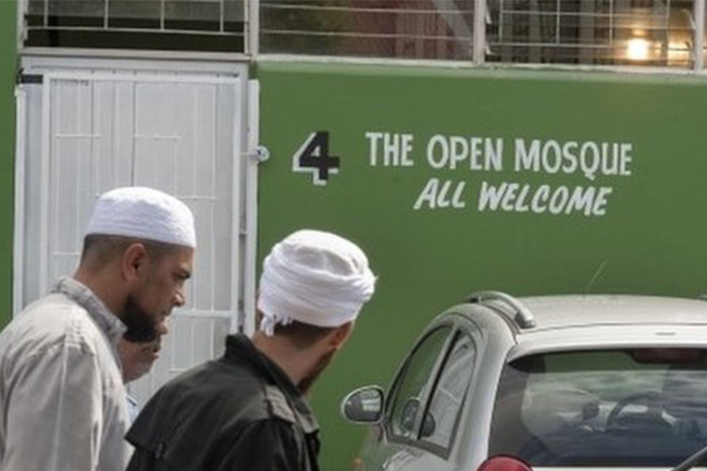 THE OPEN MOSQUE