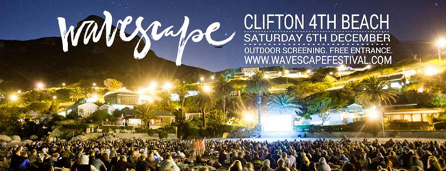 WAVESCAPE CLIFTON BEACH SCREENING