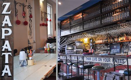 Zapata - restaurants in Cape Town