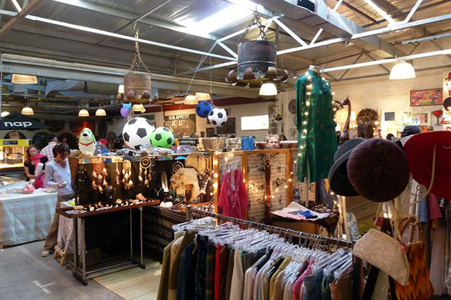 7 Super-trendy Cape markets