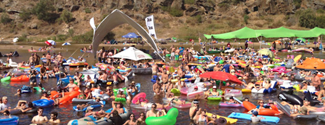 UP THE CREEK FESTIVAL 2015