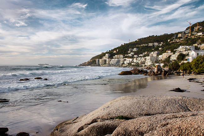 CAPE TOWN VOTED SECOND BEST BEACH CITY IN THE WORLD