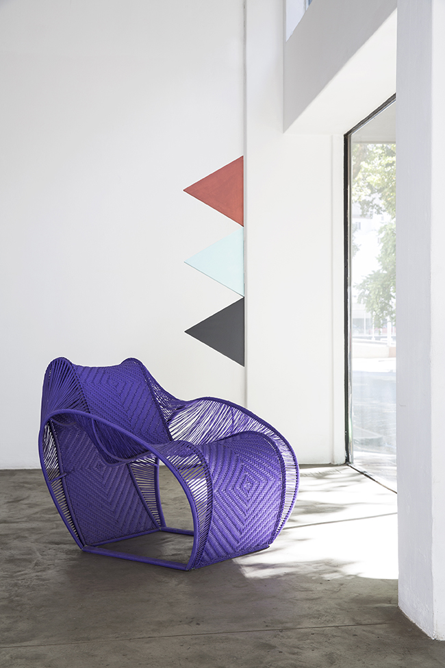 Cheick Diallo_Dibi Chair_Photo credit Karl Rogers
