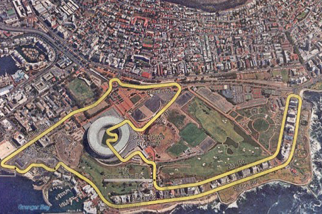 FORMULA 1 RACETRACK LOOKS TO BE A GREEN LIGHT FOR CAPE TOWN