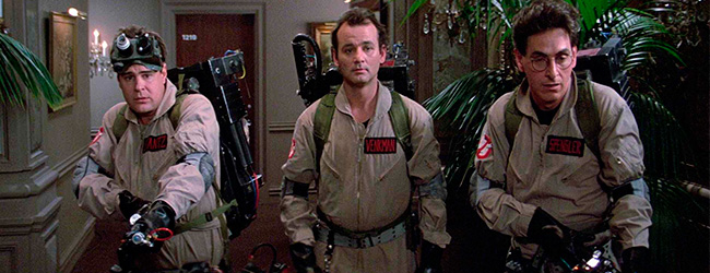 GHOSTBUSTERS AT THE GALILEO