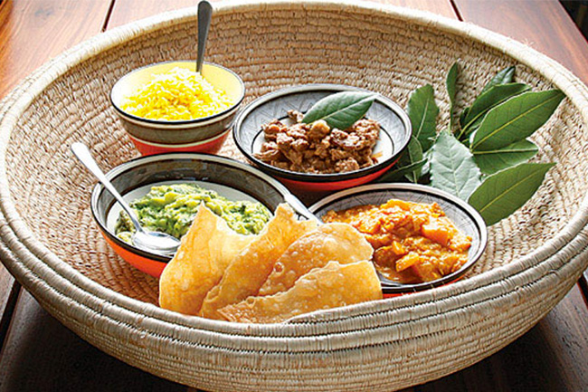 EAT YOUR WAY ACROSS AFRICA AT GOLD RESTAURANT