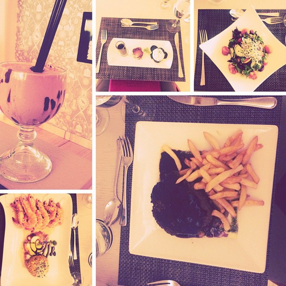 Protea Hotel Fire & Ice! restaurant