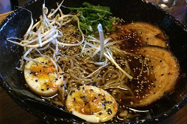 DOWNTOWN RAMEN: SIX MONTHS AND GOING STRONG