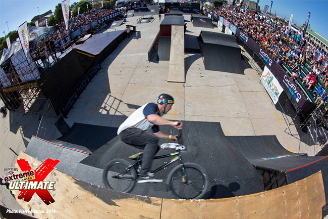 ULTIMATE X 2015