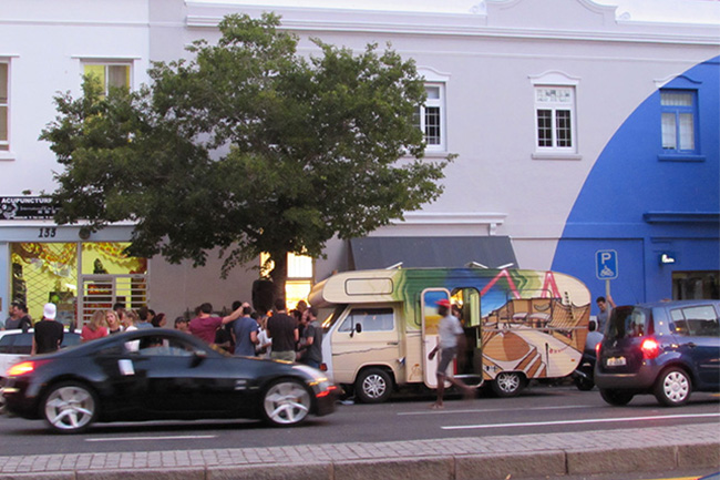 FIRST THURSDAYS CAPE TOWN - FEBRUARY 2015 (GALLERY)