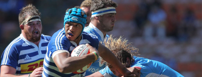 DHL STORMERS VS THE BLUES AT NEWLANDS STADIUM