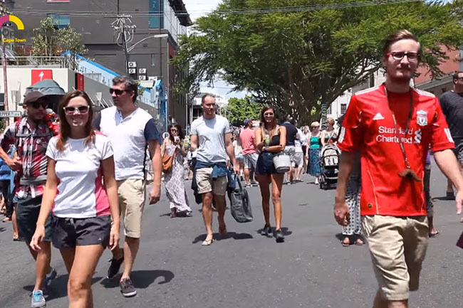 OPEN STREETS BREE: OFFICIAL VIDEO