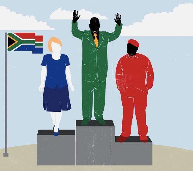 Flag Prophecy by Thandiwe Tshabalala