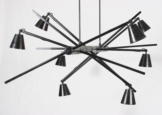 Haywire Chandelier By David Krynauw